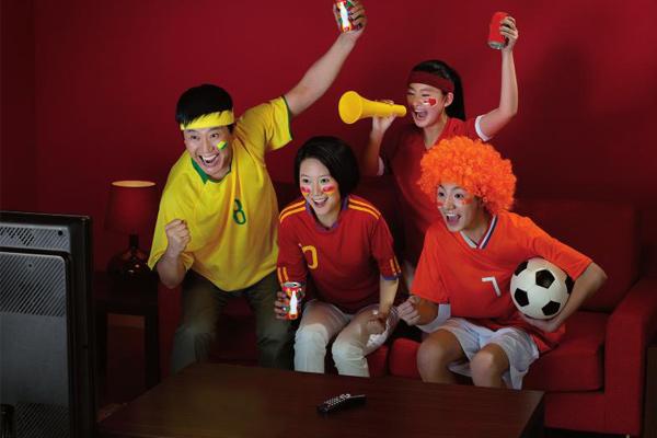 世界杯来了,别把健康熬走