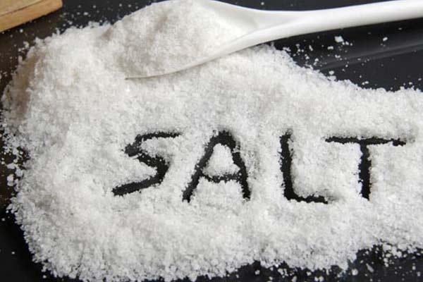 到底要吃多少盐?