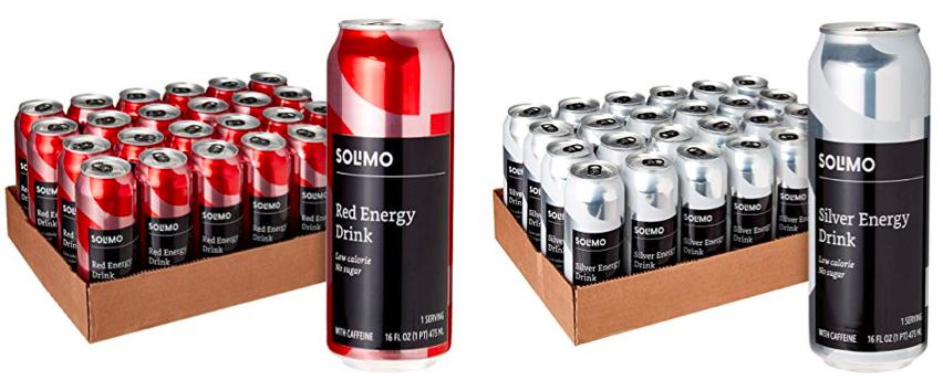 新饮料 | 亚马逊入局能量饮料,自有品牌方兴未艾