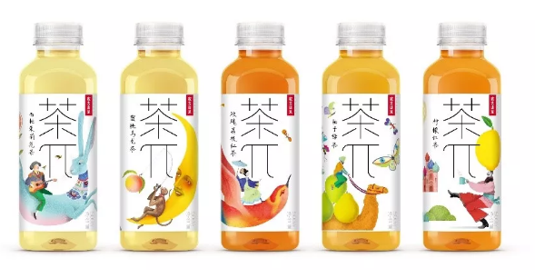 新饮料 | 茶饮料大热门,茶π、茶参厅、Teavana、Contrex Green…..哪款有被你get到?
