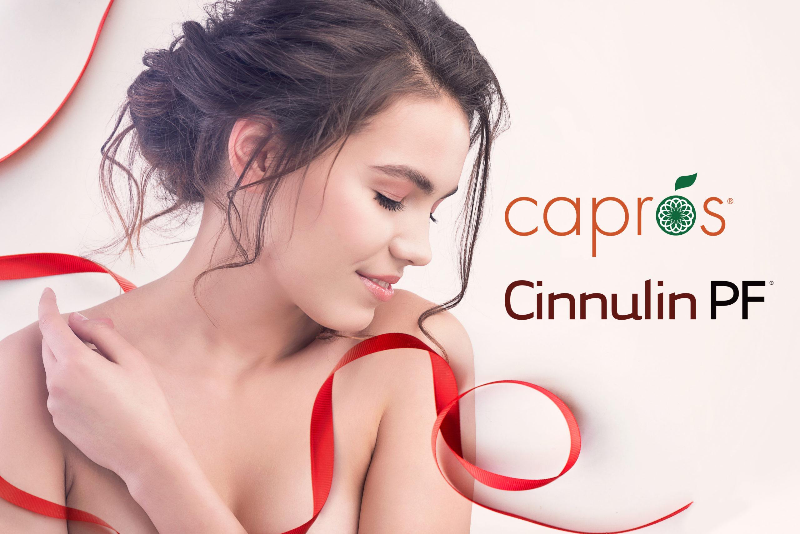抓住她经济 聚焦她营养 |  美国「青春余甘子Capros®」&「NMN-Like安德森肉桂Cinnulin PF®」