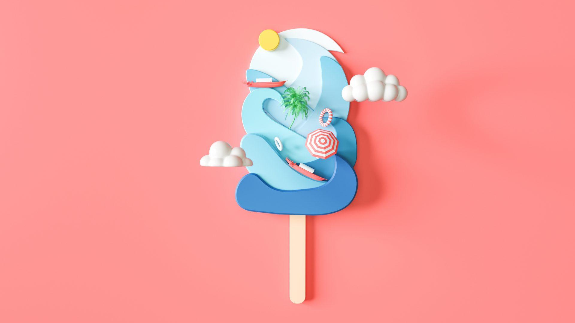 跨界联名,冰淇淋出圈的又一条路?