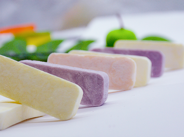 酸奶爆红之后,酸奶块和酸奶棒紧随其后